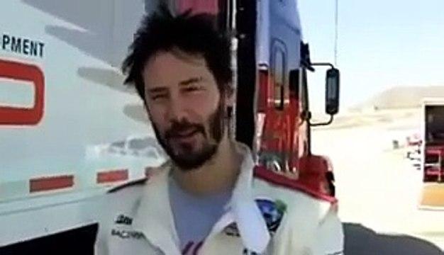 Toyota Racing (Christian Slater,Adrien Brody,Keanu Reeves)
