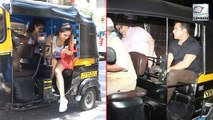 Bollywood Celebs Who Took Auto Rides In 2019
