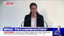 """Agnès Buzyn sur le plan pour l'hôpital: """"Nous allons prendre plusieurs mesures immédiates pour rendre les carrières plus attractives"""""""