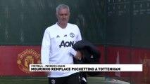 Mourinho remplace Pochettino à Tottenham