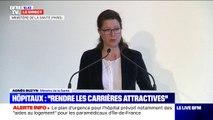 """Agnès Buzyn annonce """"des campagnes de contrôle auprès des médecins pratiquants l'intérim via les comptables publics"""""""