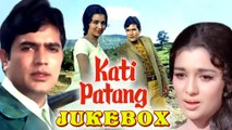 Kati Patang Songs Jukebox | Rajesh Khanna, Asha Parekh | R.D.Burman | Pyar Deewana Hota Hai