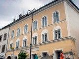 Das Geburtshaus von Adolf Hitler wird zur Polizeistation
