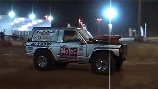 VÍDEO: Nissan Patrol con 3.000 CV de potencia y un final muy desafortunado