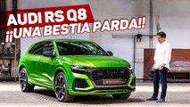 VÍDEO: Audi RS Q8, todos los detalles y la información de esta bestia de 600 CV