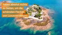 """Kaufen Sie sich ein """"kleines Stück Paradies"""" auf einer privaten Insel in der Bretagne!"""