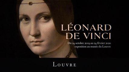 Leonardo da Vinci, Louvre Museum