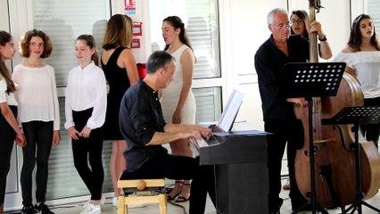 chorale du collège Jean Rostand des Martres-de-Veyre 3