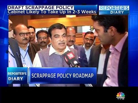 Scrappage policy awaits cabinet nod, says Union Transport Minister Nitin Gadkari