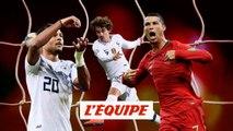 Notre top 10 des plus beaux buts - Foot - Qualif. Euro 2020