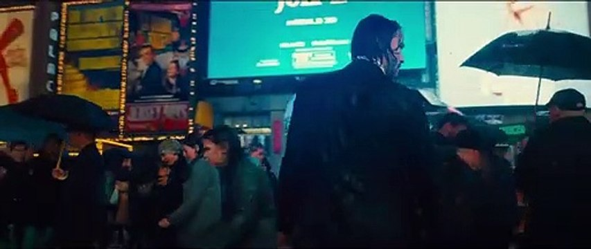 John Wick Chapter 3 - Parabellum - Official Trailer with Keanu Reeves