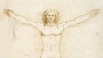 Leonardo da Vinci, Vetruvian Man