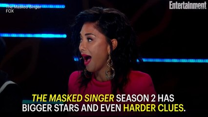 The Worst Judges' Guesses on 'The Masked Singer.'