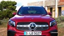 Mercedes GLB (2019) : SUV assumé