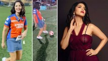 Sunny Leone candid video on her Instagram page