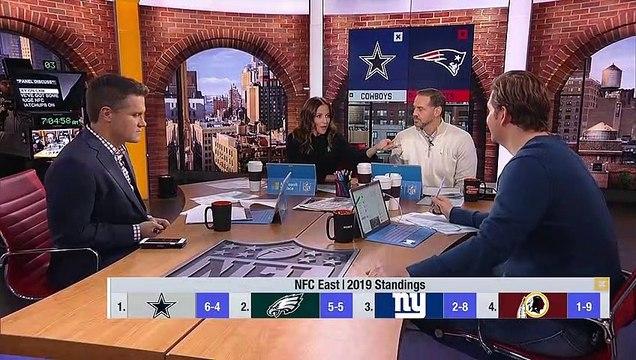 Shaun O'Hara: Why Cowboys are 'built' to beat Patriots