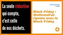 Black Friday : WeDressFair riposte avec le Block Friday