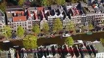 Amsterdam : la lutte contre la pollution des canaux prend des formes surprenantes