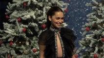 Emilia Clarke était mal à l'aise avec les scènes de nu dans Game of Thrones