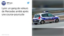 Lyon : Plusieurs courses-poursuites engagées près de l'aéroport pour arrêter des voleurs de Mercedes