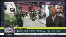 Bolivia: policías y militares arremeten una vez más contra el pueblo