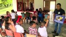 Colombie: éducation aux mines antipersonnel dans les écoles
