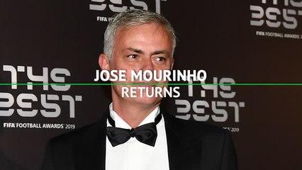 Jose Mourinho returns - best of Chelsea and Man United days