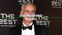 Jose Mourinho returns - best of Chelsea and Man United days