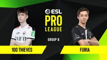 CSGO - 100 Thieves vs. FURIA [Vertigo] Map 1 - Group B - ESL NA Pro League Season 10