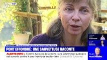 Pont effondré à Mirepoix-sur-Tarn: une sauveteuse raconte - 20/11