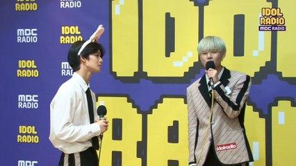 "[IDOL RADIO] Bae Jin Young & Seung Hoon ""Me After You""♪♬"