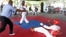 Taekwondo | L'open de la ligue de Port bouet