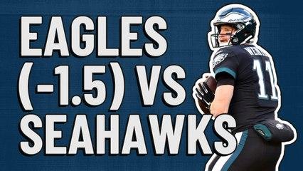 Eagles (-1.5) vs Seahawks | Action Network