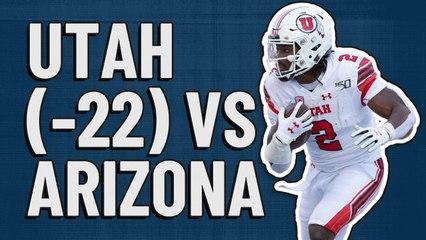 Utah (-22) vs Arizona | Action Network