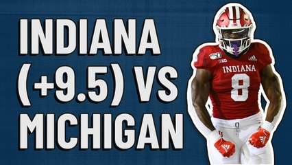 Michigan vs Indiana (+9.5) | Action Network