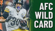 Who wins the AFC wild card spots? | Stacking the Box