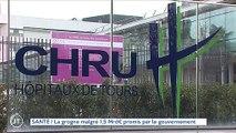 SANTE La grogne malgré 1,5 Mrd€ promis par le gouvernement