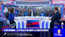 Grève du 5 décembre: la police rejoint le mouvement (2/2) - 20/11