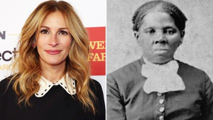 Julia Roberts Was Suggested to Play Harriet Tubman by Studio Exec, Says 'Harriet' Screenwriter