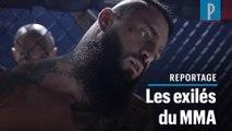 MMA : les Français par delà la frontière