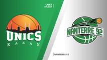 UNICS Kazan - Nanterre 92 Highlights | 7DAYS EuroCup, RS Round 8