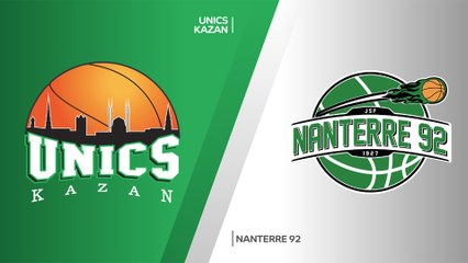 7Days EuroCup Highlights Regular Season, Round 8: UNICS 72-79 Nanterre