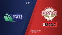 Tofas Bursa - Umana Reyer Venice Highlights | 7DAYS EuroCup, RS Round 8