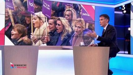 Olivier Faure - France 3 dimanche 24 novembre 2019