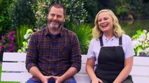 Making It What Are You Made Of? Nick Offerman & Amy Poehler - Hosts