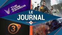 HALF-LIFE : on fait le point avant le reveal de Half-Life : Alyx | LE JOURNAL #78