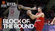Efes Block of the Round: Paul Zipser, FC Bayern Munich