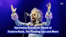 A Celebrity Hanukkah Album Is Releasing