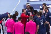 Les réactions : Créteil - PSG Handball