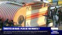 Émeutes en Iran: plus de 100 morts ? - 20/11